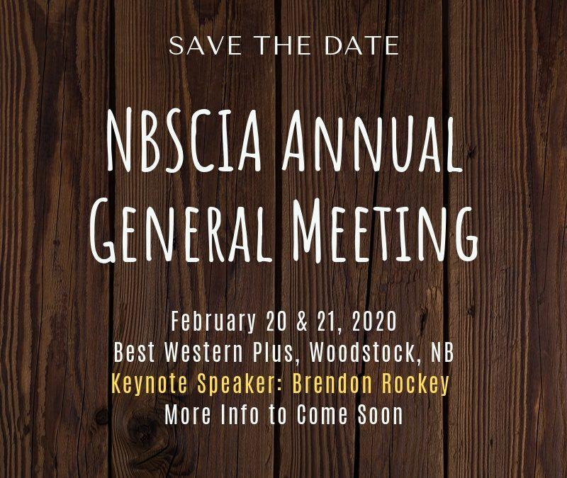 NBSCIA Annual General Meeting