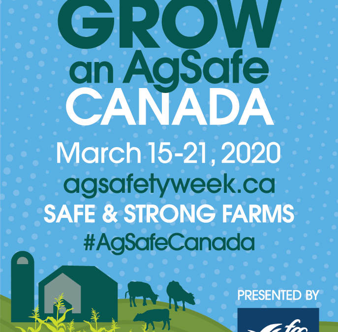 Canadian Agricultural Safety Week